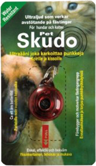 Брелок Skudo Pet Dog в упаковке